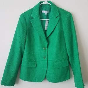 NWT New York & Company Tweed Blazer